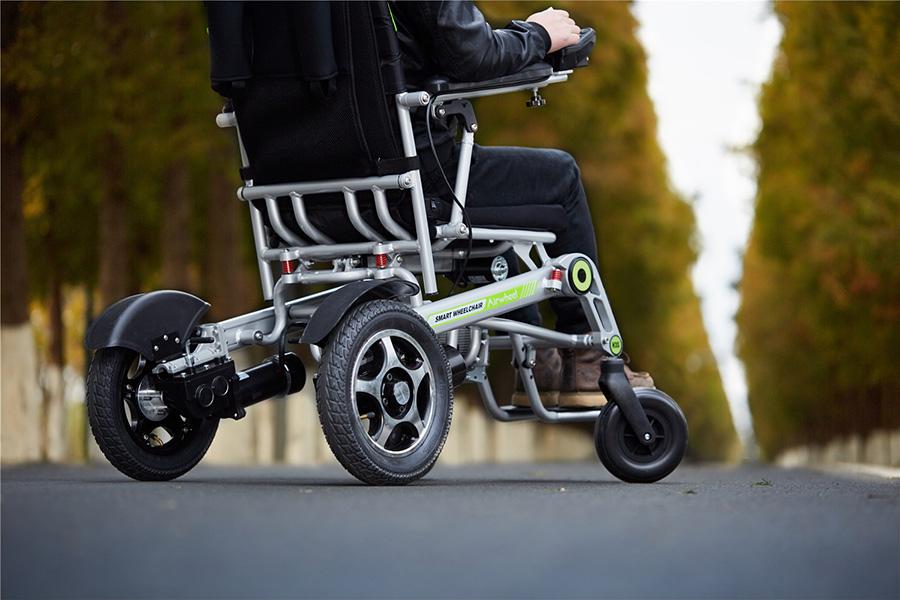 Airwheel H3S Automatisch faltender elektrischer Rollstuhl
