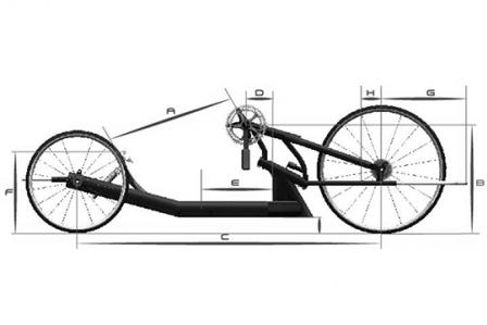 Oracing NAT-R Race Bike